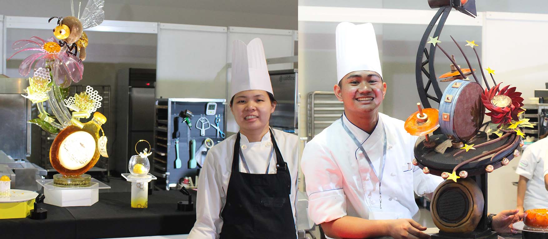 Chefs Competition in Pastry Art and Baking